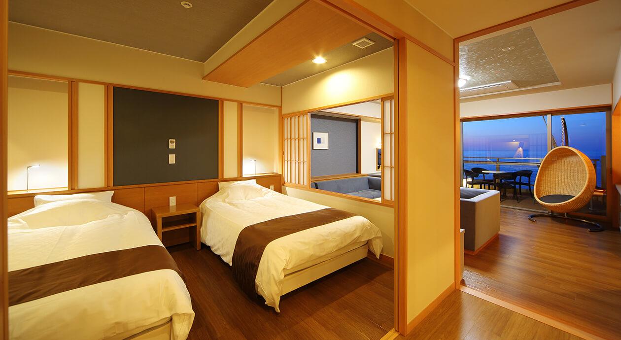 スイートルーム Suite Room