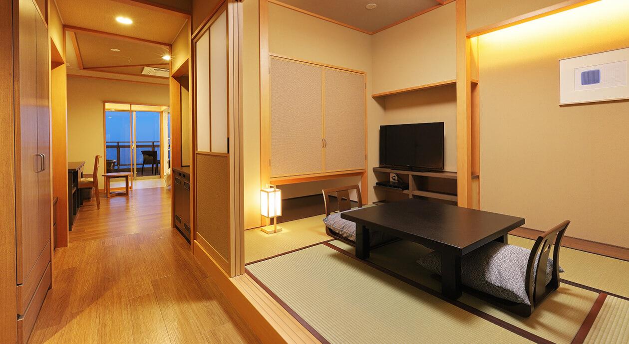 ユニバーサル和洋室 Universal Room
